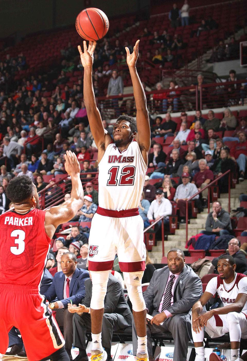umass men's basketball features an overhauled roster; 10 questions