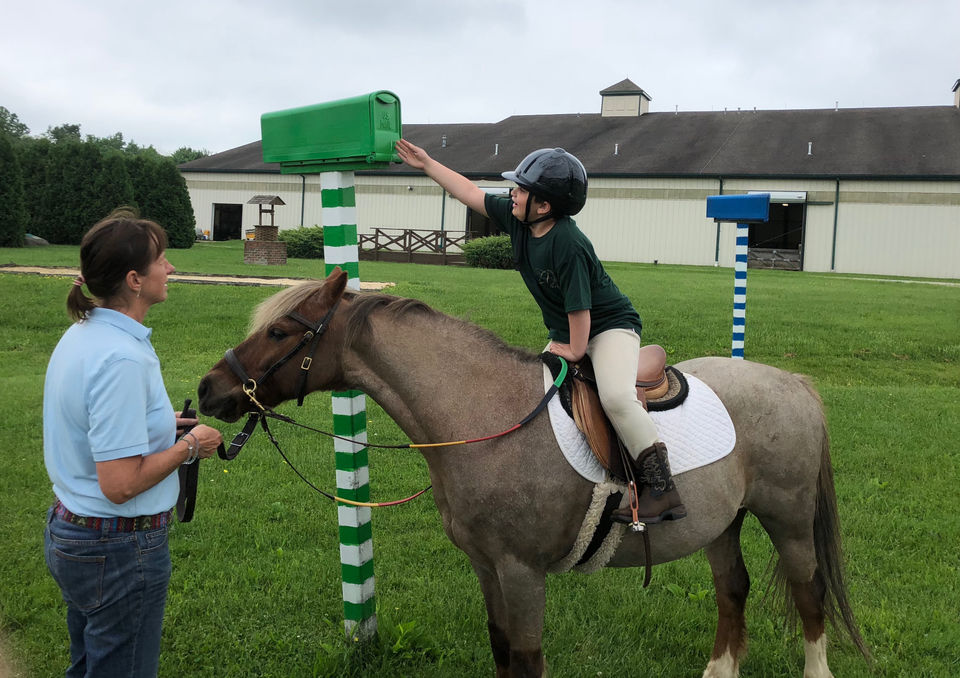 Fieldstone Farm Therapeutic Riding Center Celebrates 40 Years Of Helping Special Needs People