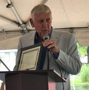 The 50th anniversary of Ganton Retirement Centers was celebrated in Spring Arbor on Friday, Aug. 17, 2018.