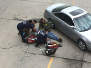 Springfield firefighters use narcan to revive man overdosing in fire station driveway