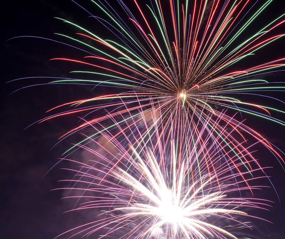 Washtenaw County 2019 fireworks displays and Fourth of July