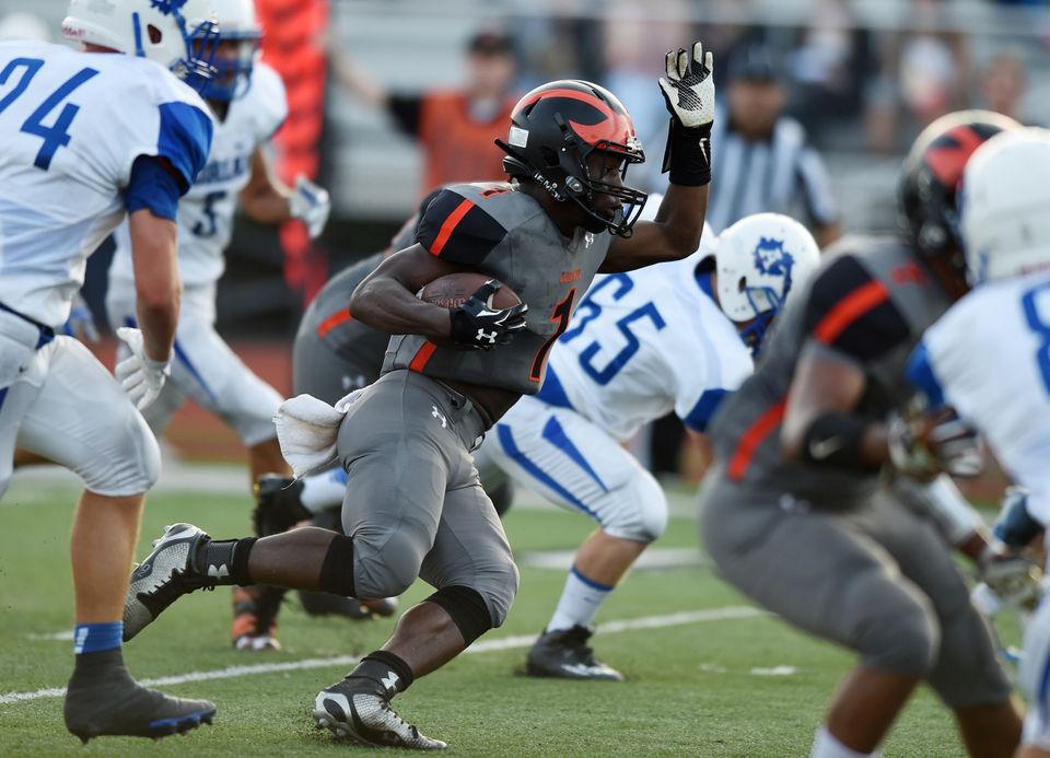 Jackson area high school football stats leaders through Week