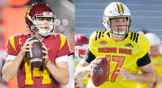 Jordan Palmer says Sam Darnold and Josh Allen will 'both be studs' and 'franchise dudes' and the Browns can't go wrong