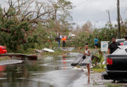 Hurricane Michael smashes Florida Panhandle before being downgraded; at least 1 dead