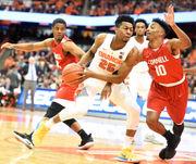 Syracuse basketball survives upset bid against Cornell