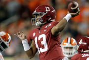 NFL Draft 2020: Can't get Ohio State's Dwayne Haskins? This QB class is loaded | Alabama's Tua Tagovailoa, Oregon's Justin Herbert, more