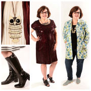 Joy Trachsel blends fashion with faith and love of thrifting: Fashion Flash