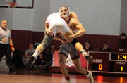 22 champions, 8 teams, 7 sites: Results and photos from NJSIAA district wrestling