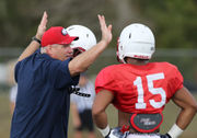 South Alabama finishes first week in pads with big-play filled mini-scrimmage