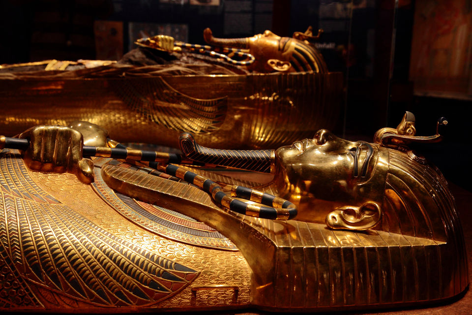 The Curse Of King Tuts Tomb Torrent: King Tut Exhibit At OMSI Will Feature 1,000 Artifacts