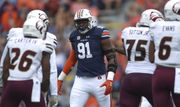 Consistency the key for Auburn's Nick Coe in being named starter