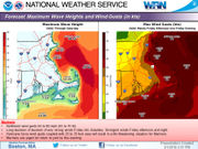 Powerful Nor'easter hitting Massachusetts may cause life-threatening conditions: What you need to know