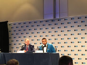 A flamboyant suit, a sarcastic coach: sights and soundbites from Big Ten basketball media day