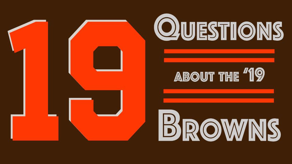 Will Myles Garrett be the 2019 NFL Defensive Player of the Year? Cleveland Browns 19 questions for '19