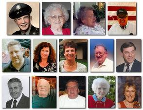 """The following are the obituaries that were published in The Republican on Nov. 17-18, 2018. To read each full obituary, click on the name. (To open an obituary in a new tab, RIGHT-click on the name and then click """"open link in new tab"""")"""