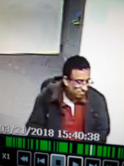 Police seek person of interest after urine was discovered in soap dispenser at Burlington Public Library