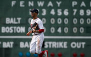 How dominant is Mookie Betts? Here's every stat the Red Sox star leads MLB in (and the few he doesn't)