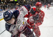 Saginaw Spirit's Sunday morning trade pays off in Sunday afternoon win