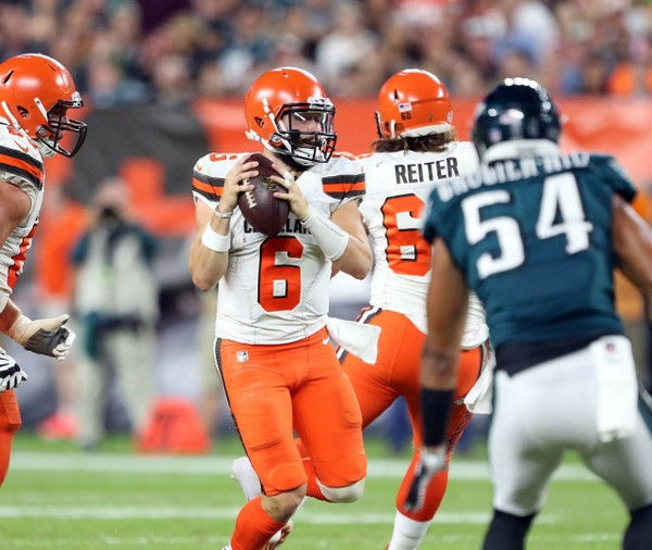 How Baker Mayfield can learn and improve in 2019: Accuracy over the middle -- Film Room