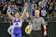 Middleweight movement headlines latest Michigan prep wrestling rankings