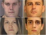 Nine accused of selling heroin, cocaine in 'Dragon Heroin Pipeline'