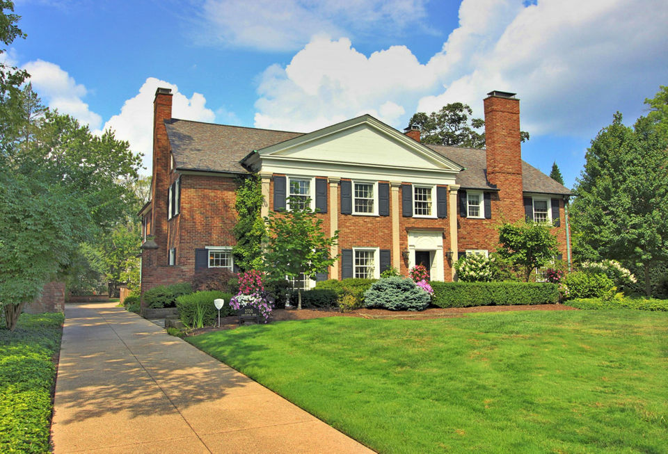 $1.29M brick colonial is classic Shaker Heights: House of the Week