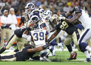 7 Saints who helped their cause in the 28-0 preseason win against the Rams