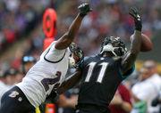 Marlon Humphrey hunting 'key, key plays' in his second NFL season