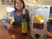 Verjuice: A tart and tangy taste (without alcohol) from Finger Lakes wine country