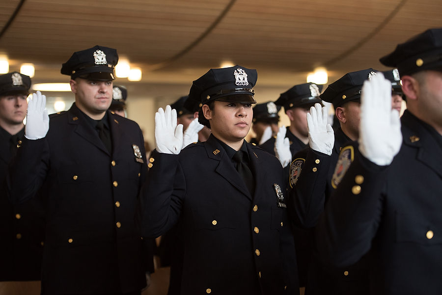 Port Authority Police Department welcomes 40 new officers - Photo
