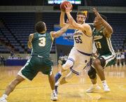 UNO a long shot, Southeastern a favorite to reach NCAA basketball tournament