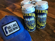 Dive into the easy-drinking beers at Big Lake Brewing