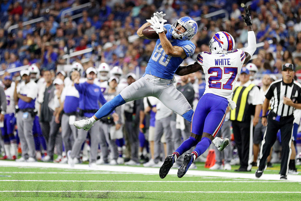 Detroit Lions lose to key players en route to 24-20 loss to Buffalo Bills in preseason action