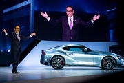 A rundown of all the vehicle unveilings at the 2019 Detroit auto show