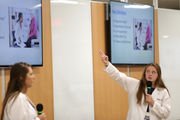 Pitching competition helps high schoolers develop business skills