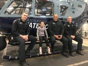 Everyday People: This 8-year-old girl is on a mission to visit every police department in Massachusetts