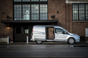 Ford's new Transit Connect Cargo Van aims for 30 mpg with new diesel option