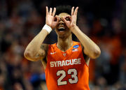 Who is the most clutch Syracuse basketball player in program history?
