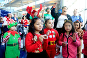 Newark to North Pole: United Fantasy Flight flies kids in need to see Santa