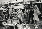 Do you remember these Jazz Fest dishes that 'ain't dere no more'?