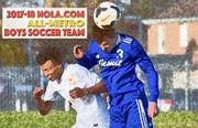 Meet the 2017-18 NOLA.com All-Metro Boys Soccer Team