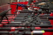 Vancouver Gun Show kicks off at Clark County Event Center (photos)