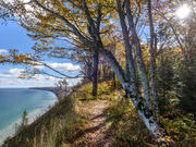 8 great Michigan trails for catching fall color