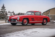 Auctioned 1957 Mercedes-Benz brings $1.1 million to Jackson YMCA building project
