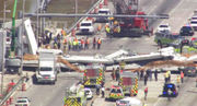 Miami bridge collapse: 'Stress test' preceded accident that killed 6