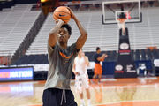 What to expect from Elijah Hughes next season (Syracuse basketball player forecasts)