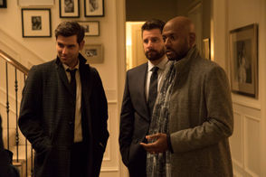 """By this point, ABC's incessant promotion of """"A Million Little Things"""" has likely convinced potential viewers that 1) the new show is imitating the teary drama of NBC's """"This Is Us""""; 2) features characters who, for some reason, keep repeating, """"everything happens for a reason""""; and 3) includes Ron Livingston conveniently explaining the title by observing that friendship isn't one thing, """"it's a million little things. Fortunately, the pilot episode for """"A Million Little Things"""" isn't as overbearing as the ad campaign. But it has its own case of pilot-itis, the condition afflicting new series that only make one episode available to preview. As with most pilots, especially for ensemble shows, """"A Million Little Things"""" has its hands full introducing several characters, and quickly sketching their key traits. Though there are assorted children, wives and girlfriends, in the pilot at least, the main focus is on four men, who have been best pals for the past decade. There's Jon (Livingston), the successful businessman and family man, who's prone to issuing statements about how to live one's life; Gary (James Roday), who has a dark sense of humor and is currently in remission from cancer; Eddie (David Giuntoli, who starred in the Portland-filmed series """"Grimm""""), a stay-at-home dad who teaches guitar; and Rome (Romany Malco), a commercial director who dreams of making his own movie."""