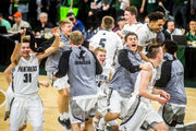 See photos as Holland West Ottawa wins a Class A boys basketball semifinal
