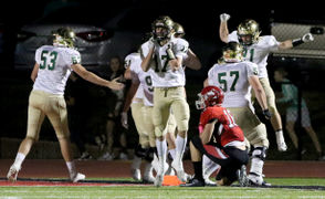 2. Mountain Brook (7-0) Last week's game: Defeated Hewitt-Trussville 20-17 This week's game: vs. Thompson LW's ranking: 22