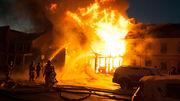Blaze torches 'Santa's' home, cancels Wilson Borough gift delivery program